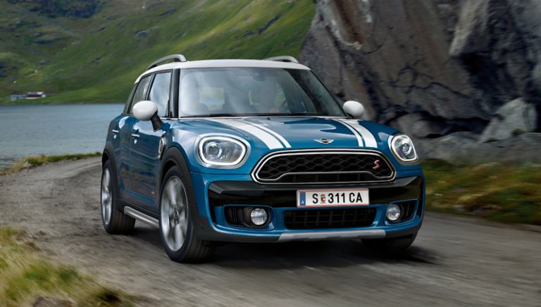 DER MINI COUNTRYMAN
