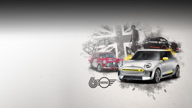 60 YEARS OF MINI. 60 YEARS OF PASSION.