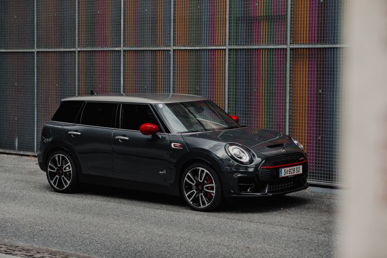 MINI CLUBMAN LIMITED EDITION