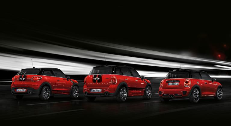 MINI John Cooper Works Modelle Pro Tuning Kits.