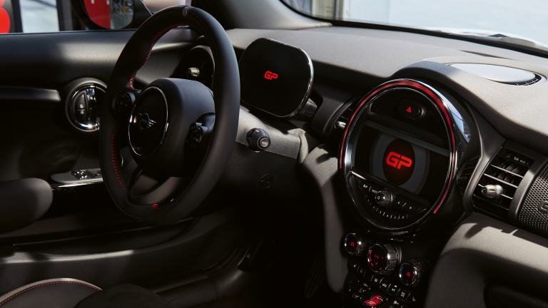 MINI John Cooper Works GP – Cockpit – Kombiinstrument
